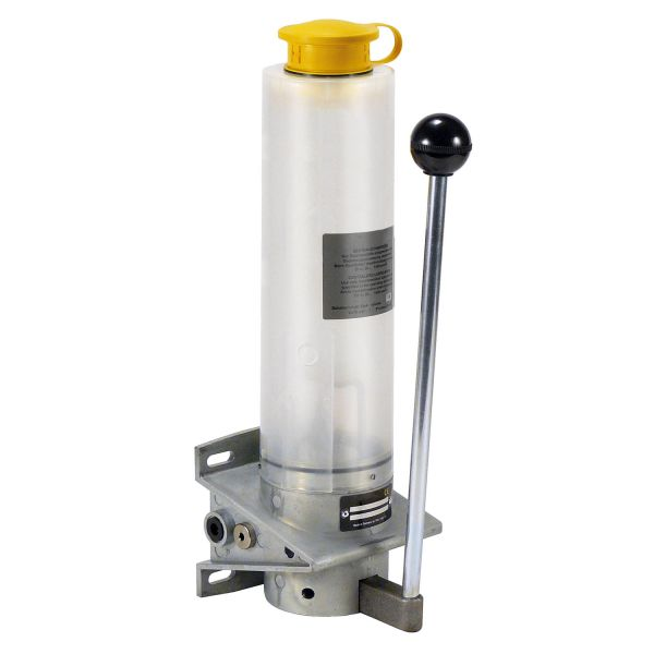POE-15 Manual Piston Pump