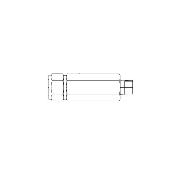 Druckbegrenzungsventil WVN200