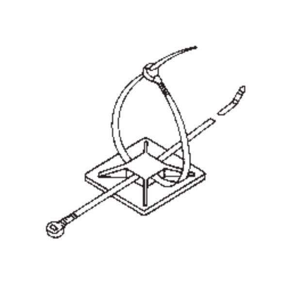 SKF - Befestigungssockel