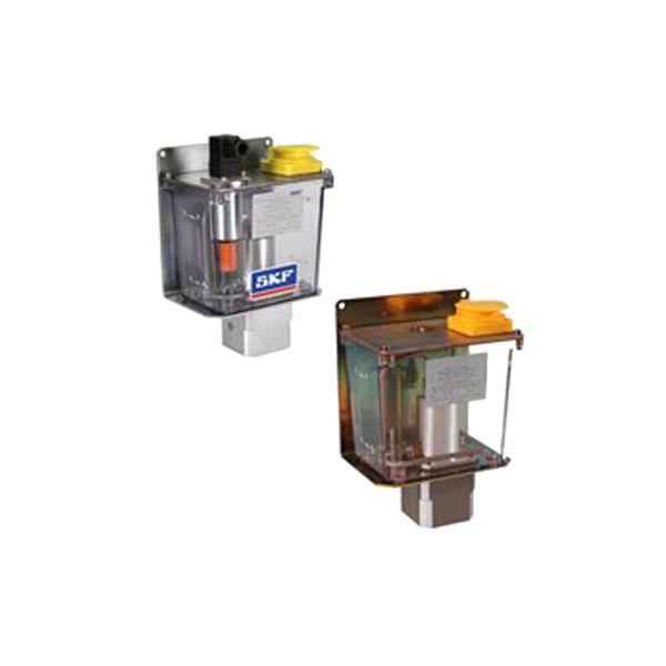 Kolbenpumpen für Fließfett, pneumatisch