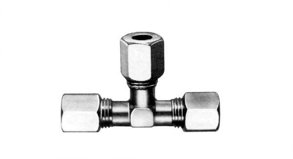 Lincoln - T-Verschraubung, Standard chromatiert