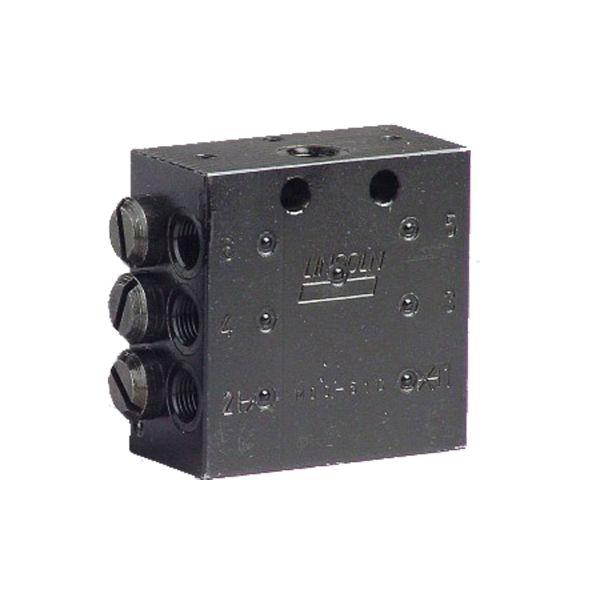 Lincoln Blockverteiler SSV6