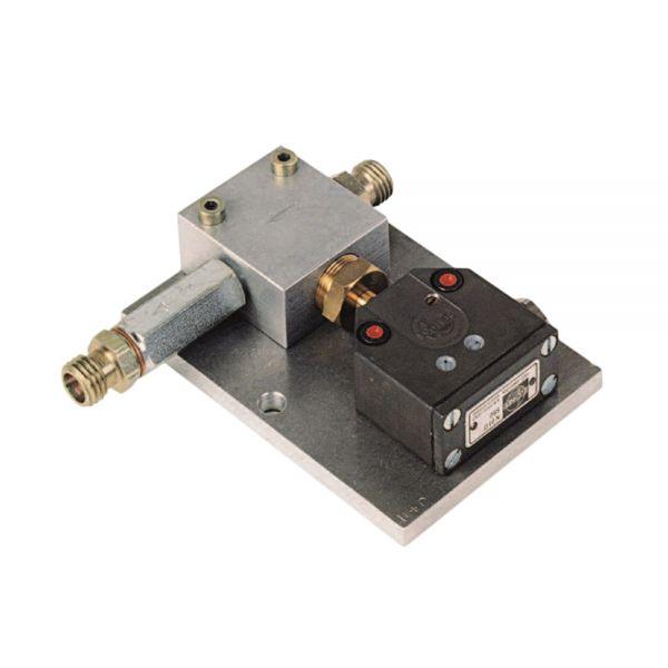 SKF Elektrischer Überdruckschalter
