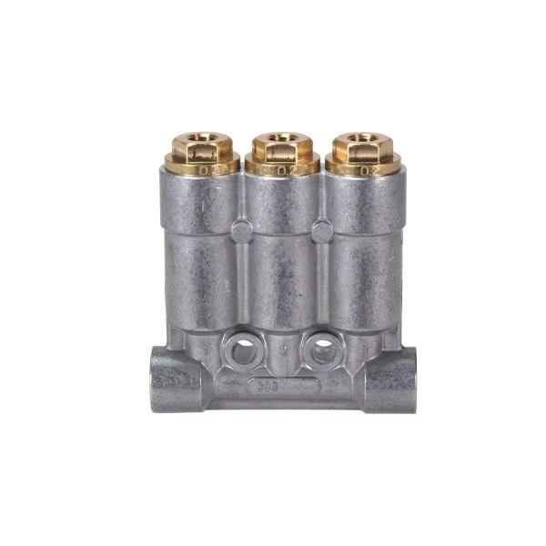 Einleitungsverteiler SKF MonoFlex 393-000-55500-ZZ