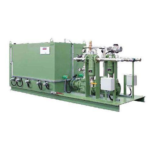 FCS System mit Behälter