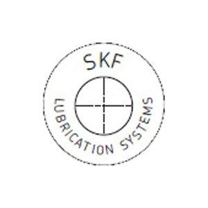 SKF Firmenschild