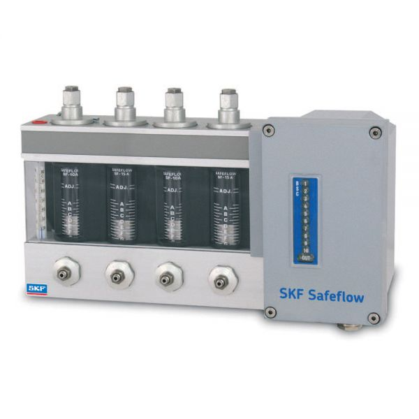 Durchflussmesser Safeflow