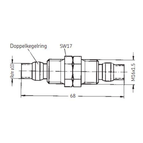 Verbinder VKR2.U2