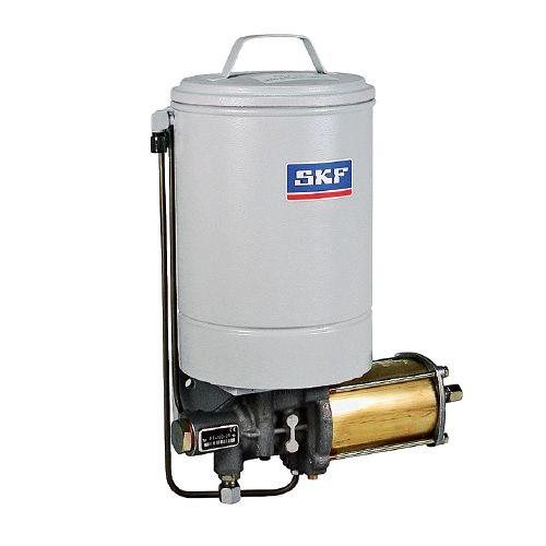 Pneumatik-Aggregat PF-100-21 mit Behälter