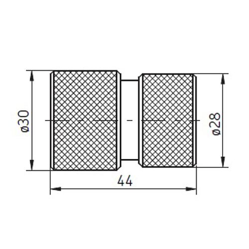 KFU2.U8-S1 Kupplungsstück