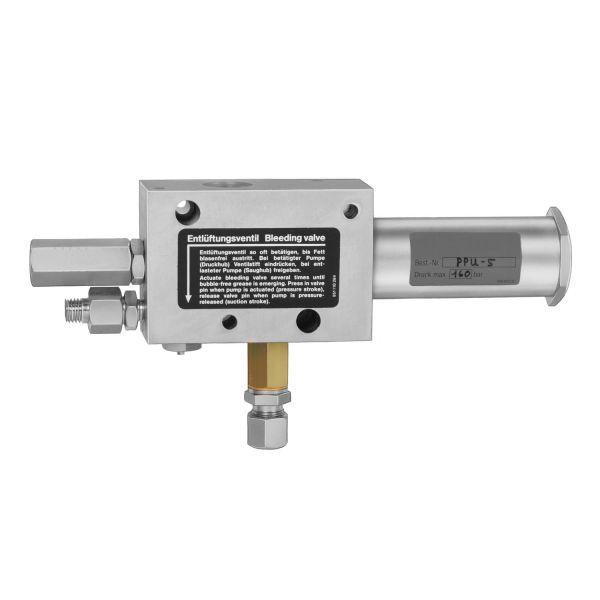 PPU-5 / PPU-35 - Kolbenpumpen ohne Behälter