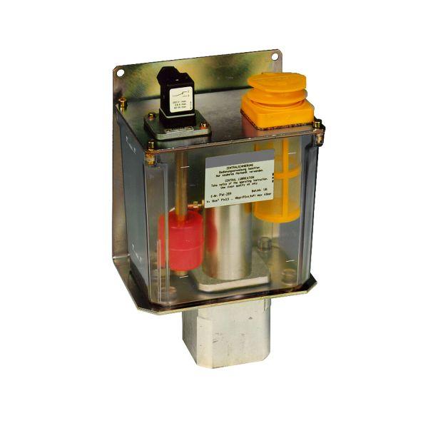 P-289 / PW-289 Öl- Kolbenpumpe pneumatisch