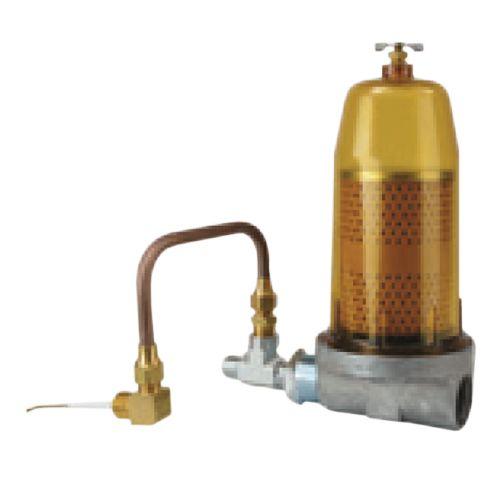 MCLP Pumpeneinlassfilter