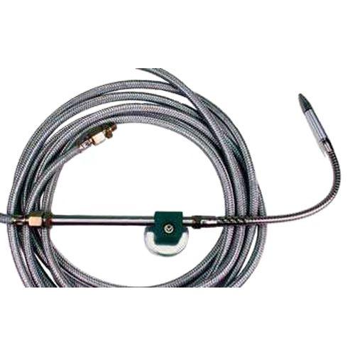 Leitungsanbau Basic, Stahlummantelung