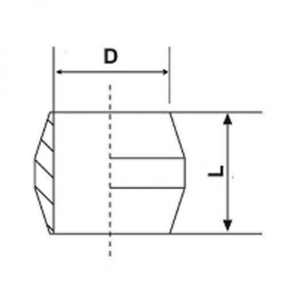 Doppelkegelringe