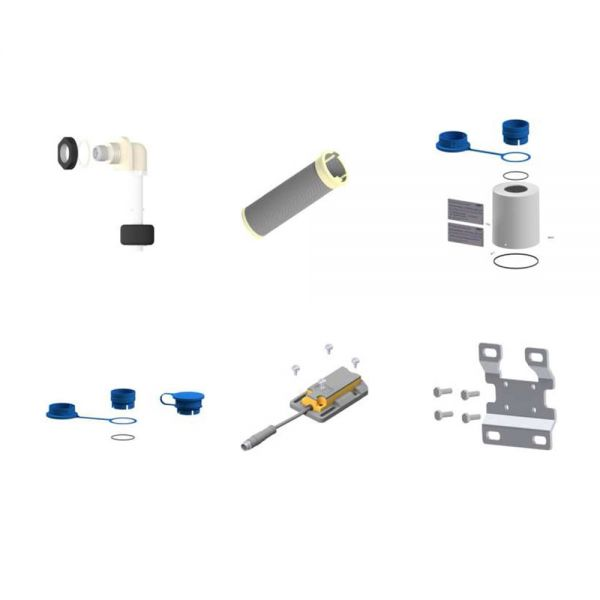 Ersatzteile für ACP und MCP Pumpen