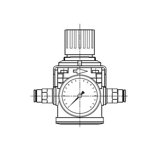 Druckminderventil (Kit) 995-901-062